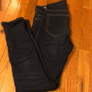 Darkwash gap jeans